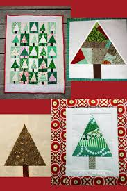 inspiring christmas tree patchwork projects sewingmachinesplus