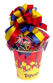 popcorn gift baskets gift basket popcorn gift basket a at the