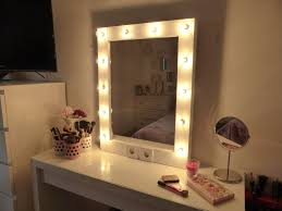 makeup mirror with led lights confidential light bulbs for vanity mirror with the difference