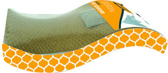 Cat Scratcher Ourpets The Wave Curved Cat Scratcher Chewy Com