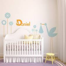 Nursery Room Decoration Ideas 38 Baby Room Wall Designs Real Room Aqua Woodsy Boys Nursery