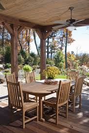 Outdoors Furniture Covers by Incandescent Deck Post Deck Craftsman With Deck Traditional