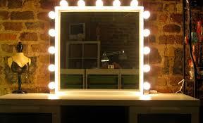 makeup vanity with light bulbs bathroom rectangle vanity mirror with light bulb plus white