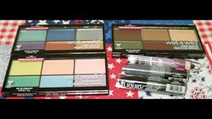 Wet N Wild Halloween Makeup by Wet N Wild Fantasy Makers Physicians Formula Lip Smackers Youtube