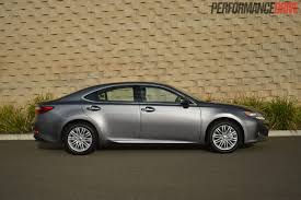 lexus reliability australia 2014 lexus es 350 sports luxury review video performancedrive