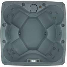aquarest spas 6 person 29 ss jet plug and play spa with led