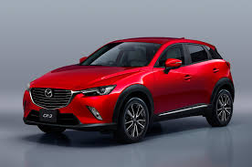 mazda brand 2016 mazda cx 3 crossover arrives at l a auto show