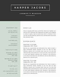 Making The Best Resume by Best 25 Best Resume Format Ideas On Pinterest Best Cv Formats