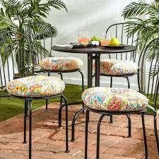 Square Bistro Chair Cushions 15 Chair Cushions 15 Inch Outdoor Cushions
