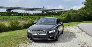 lincoln supercar 2017 lincoln continental 3 0t awd black label road test review