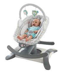 Automatic Rocking Chair For Adults Amazon Com Fisher Price 4 In 1 Rock U0027n Glide Soother Baby