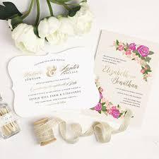 Beautiful Wedding Invitations Wedding Invitations For Every Season From Basic Invite
