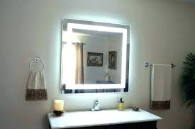 Mirror Bathroom Cabinet With Light Beveled Bathroom Mirror Beveled Mirror Beveled Wall Mirror