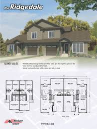 Duplex Floor Plan by Prefab Homes L And J Contracting Your Home Building Experts