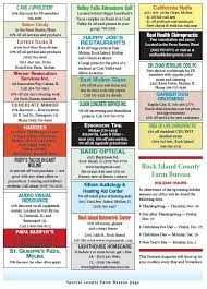 bureau discount local business discounts rock island county farm bureau