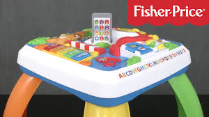 fisher price around the town learning table laugh and learn around the town learning table from fisher price