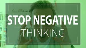 simple thinking mind control stop negative thinking peace of mind