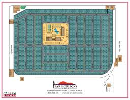 Mesa Az Zip Code Map by Far Horizons Rv Resort In Tucson Az For 55 Park Model Homes