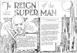 1933 u0027s u0027the reign superman u0027 superman story