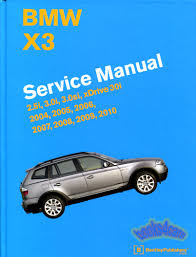 shop manual x3 service repair bmw book bentley haynes chilton ebay