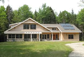 Small Energy Efficient Homes by Job Sites In Maine Part Three Greenbuildingadvisor Com