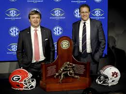 gus malzahn did make a postgame promise to kirby smart and he
