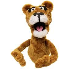 lion puppet leona large lion puppet one way uk