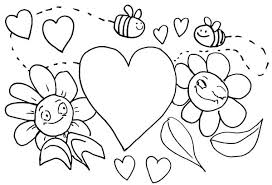 peppa pig valentines coloring pages valentines day coloring book be my valentine peppa pig valentines