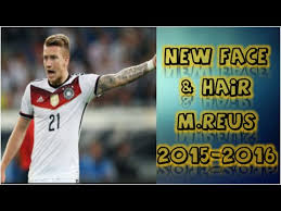 new face hair tattoos marco reus 2015 2016 pes 2013 pc youtube