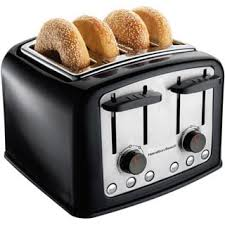 Waring 4 Slice Toaster Review Hamilton Beach Keep Warm 4 Slice Long Slot Toaster Free Shipping
