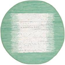 buy safavieh green round rug from bed bath u0026 beyond