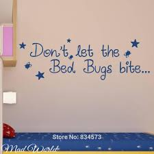 compare prices on wall mural removable online shopping buy low mad world don t let the bed bugs bite wall art stickers decal home