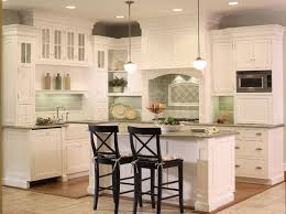 Kitchen Ideas With White Cabinets The Timeless Appeal Of Backsplash Ideas For White Kitchen Cabinets