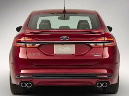 Ford Escape Msrp - 2017 ford fusion deals prices incentives u0026 leases overview