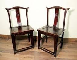 Antique High Back Chairs Chinese Chair Foter