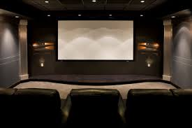 How To Decorate Home Theater Room Small Home Theatre Rooms Design Decor Modern With Interior Ideas