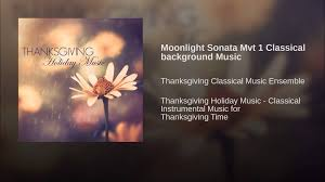 moonlight sonata mvt 1 classical background