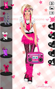 emo dress up games emo dress up game by sevelina casual games category 1 214