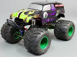 rc monster trucks grave digger axial scx10 grave digger monster truck flickr