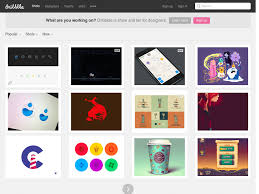 dribbble themes u0026 skins userstyles org