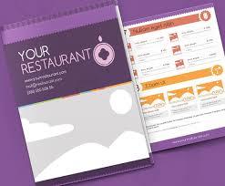 top 25 free psd restaurant menu templates 2017 simplefreethemes