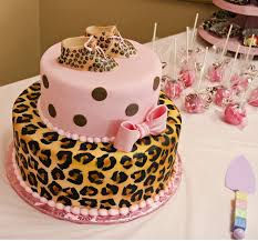 cheetah baby shower cheetah baby shower cakes party xyz