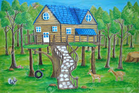lovely fancy treehouse part 5 a neat tree house with eight