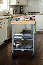 Island Cart Kitchen Origami Rbt 02 Kitchen Cart Kitchen Storage Carts Amazon Com