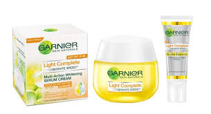 Berapa Serum Garnier review garnier light complete essence dan serum