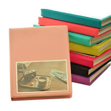 photo album 4x6 pa10 free shipping high quality 80 slots album foto candy colors