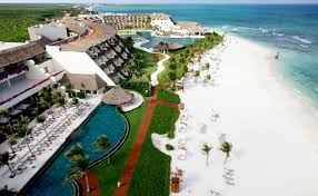 Mayan Ruins Mexico Map by Riviera Maya Mexico Beach Resort In Playa Del Carmen Grand Velas
