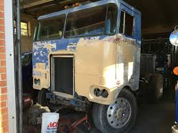 stalled project 1974 peterbilt 282 daycab
