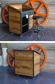 best 25 vintage industrial furniture ideas that you will like on