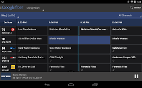 tv guide for android fiber app updated with custom guides filters and tv